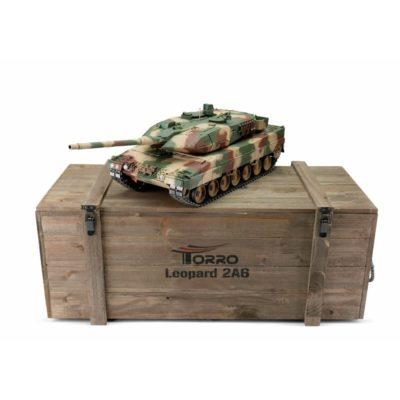 RC Panzer Leoprad 2 A6 (Torro PRO-Edition)