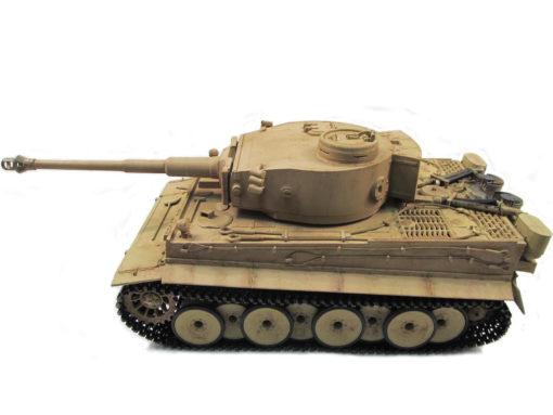 RC Panzer Tiger von Amewi (100 % Metall)